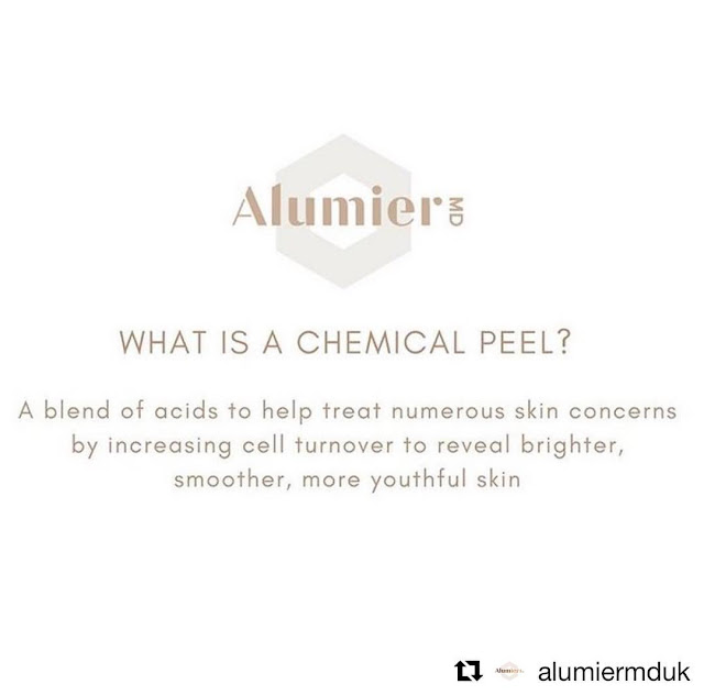Alumier MD What is a Chemical Peel?