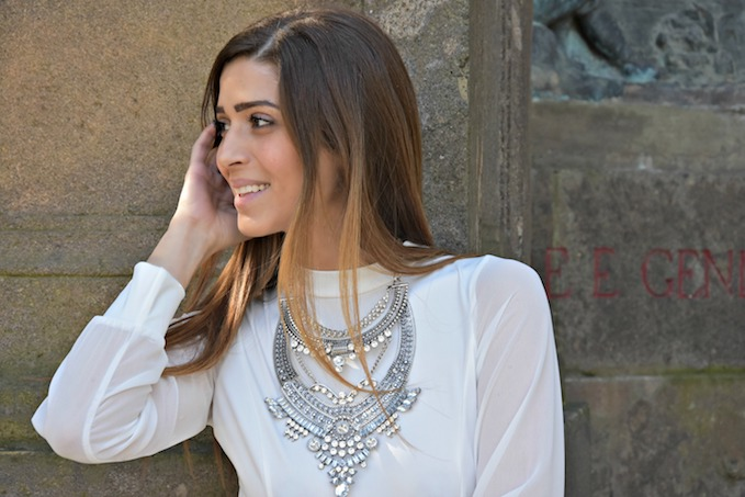 Statement Necklace: come indossare una maxi collana