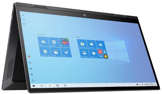 hp laptop envy