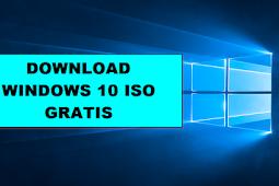 Cara Download Windows 10 Free Gratis Full Version