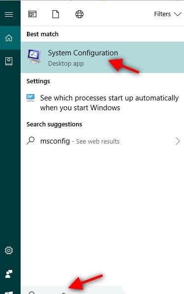 How to Remove Shortcut Virus Via System configuration