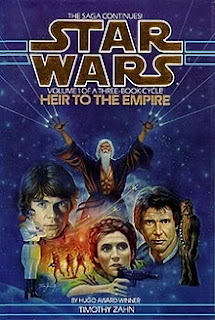 Review - Star Wars: Heir to the Empire by Timothy Zahn