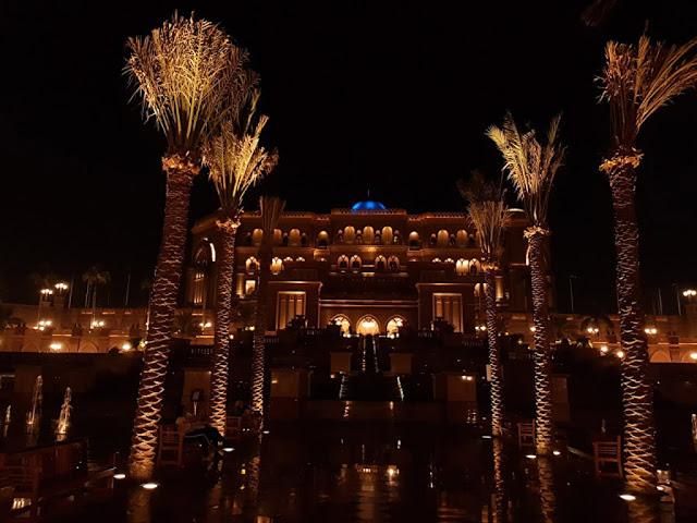 Emirates Palace-Abu Dhabi