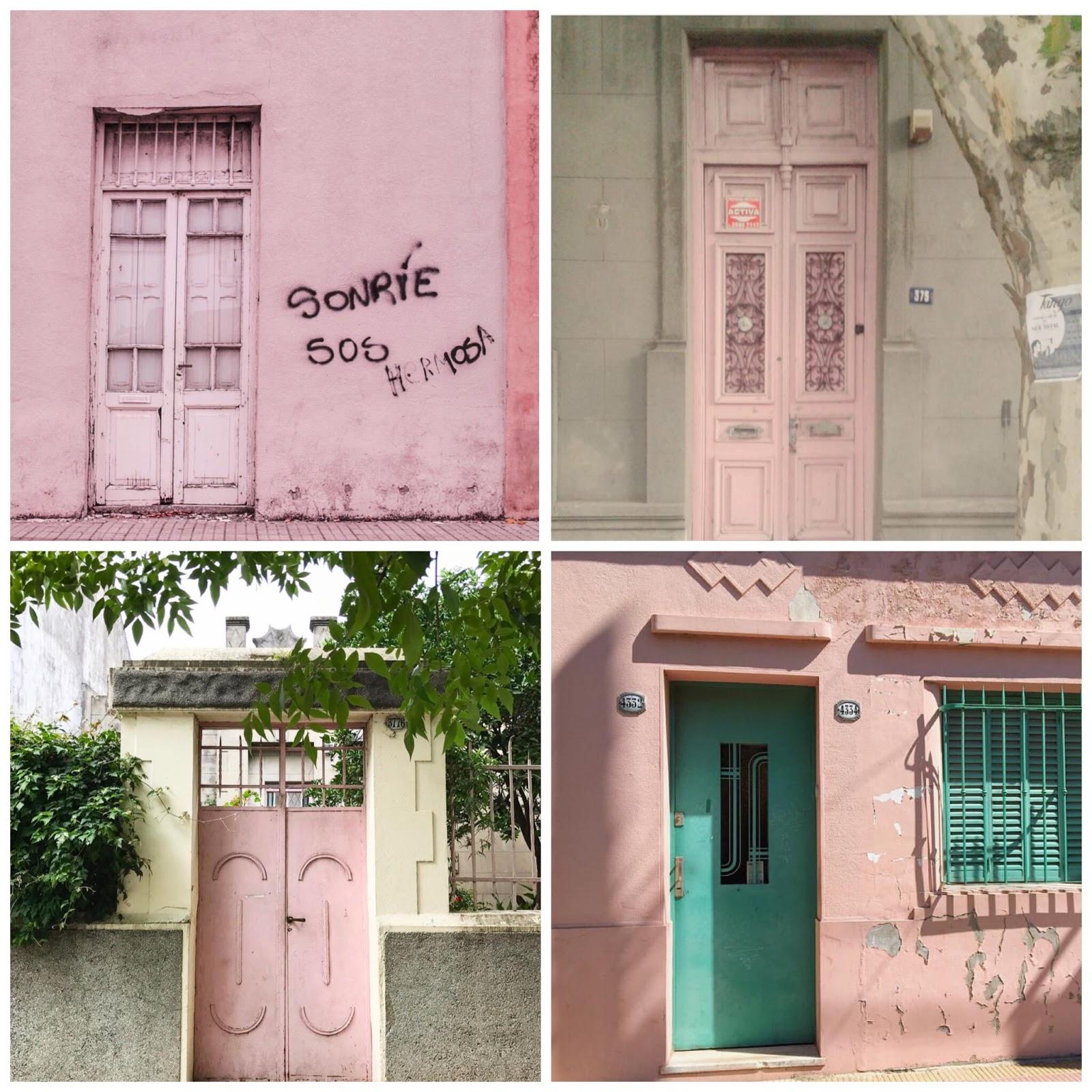 #colorsoloparami rosa - últimos días