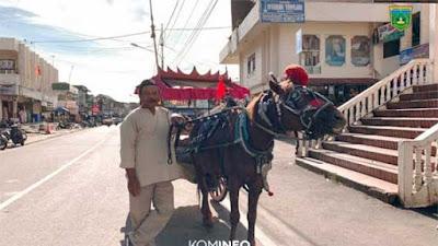 Bendi Can Sidi, Tetap Eksis di Padang Panjang Sampai Kini