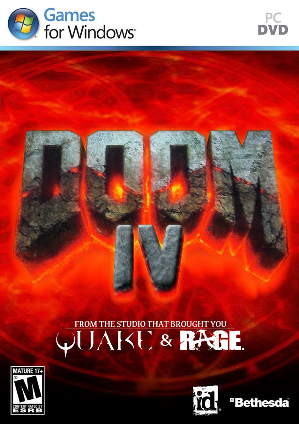 DOOM IV Download Cover Free Game