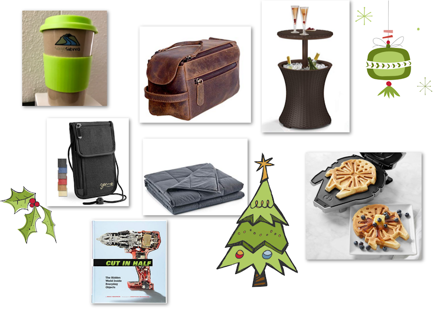 For the Dudes! Gift Guide 2019