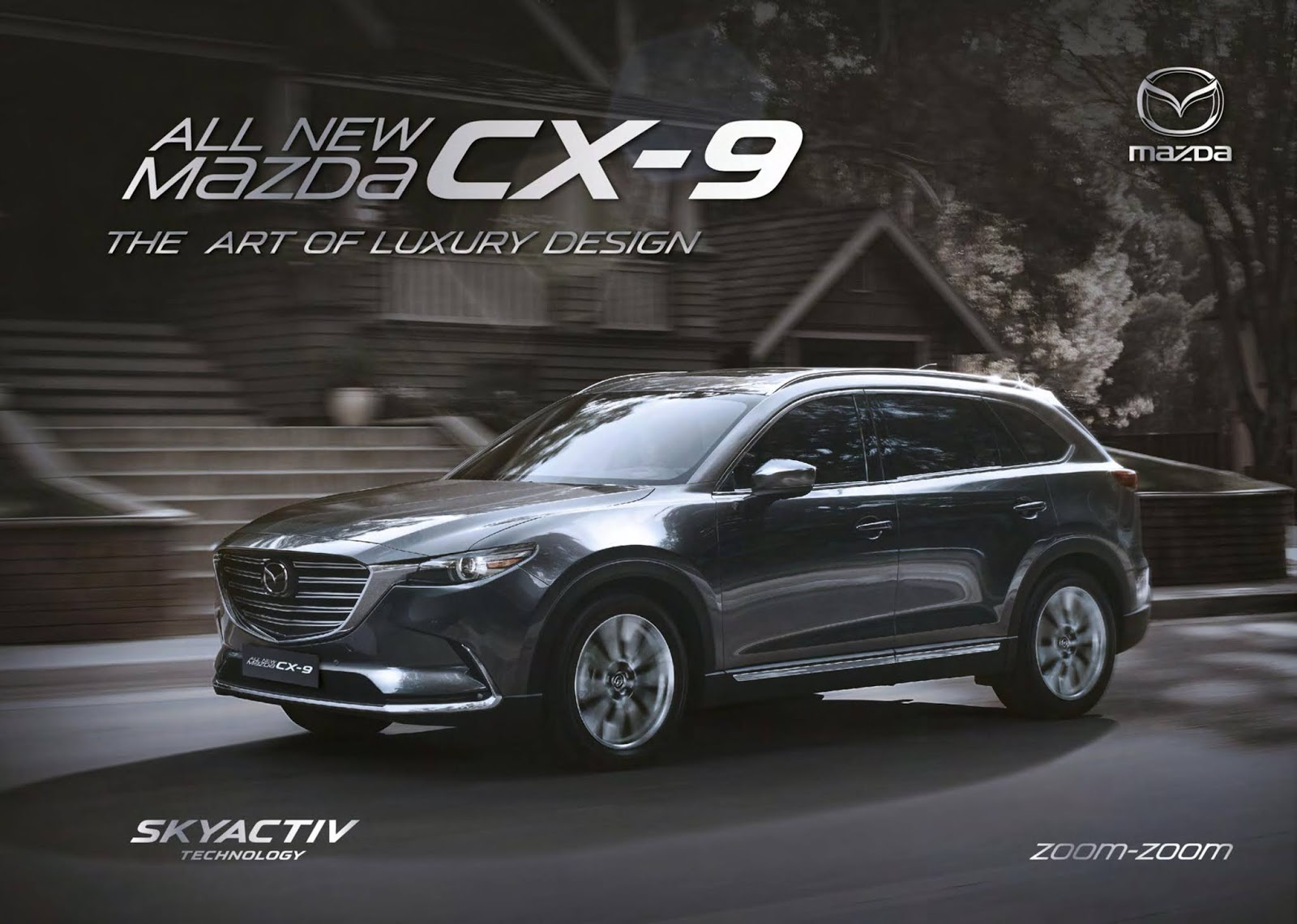 All New Mazda CX-9, Promo Mazda CX-9 Bali & Harga Mazda CX-9 Bali