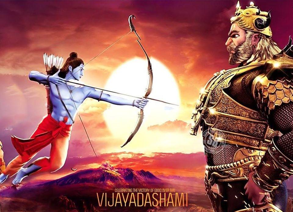Vijayadashami Wishes Photos