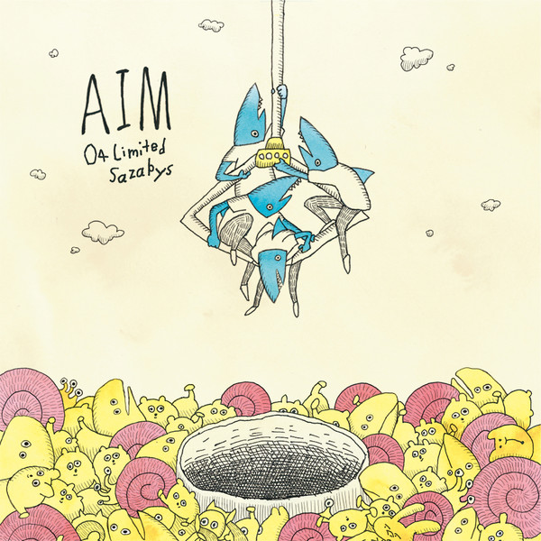 [Single] 04 Limited Sazabys – AIM (2016.06.01/MP3/RAR)