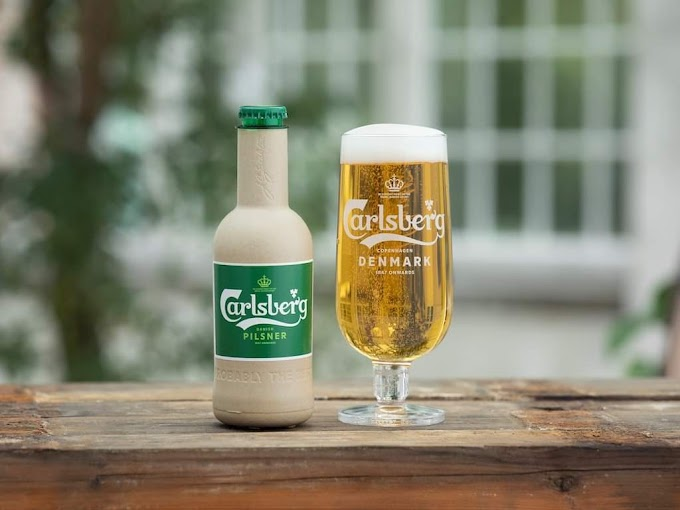 प्लास्टिक की जगह कागज़ की बोतल में मिलेगी बियर और सॉफ़्टड्रिंक-देखें पूरी खबर