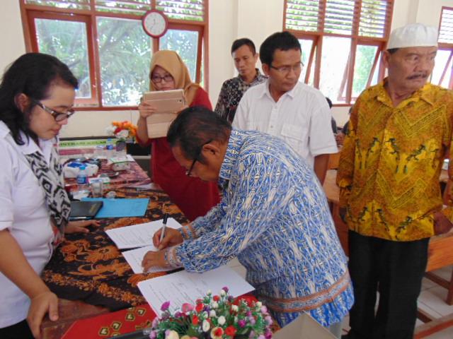 Anwar Puji Radio Dermaga Tetap Exsis Puluhan Tahun