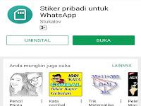 Cara Bikin Stiker WhatsApp Keren Dari Fotomu Sendiri