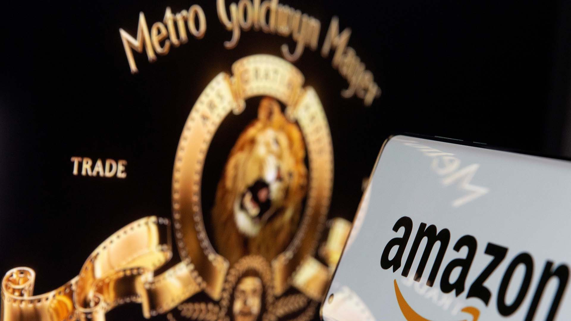 Amazon compró MGM