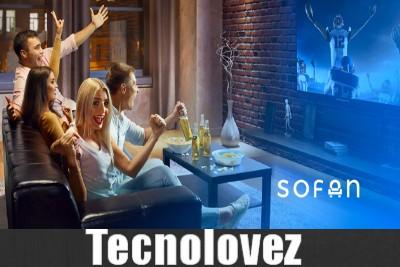 Sofan - Applicazione per vedere eventi sportivi in compagnia di altri tifosi come te