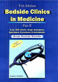 Bedside Clinics in Medicine, part 2 - Arun Kumar Kundu