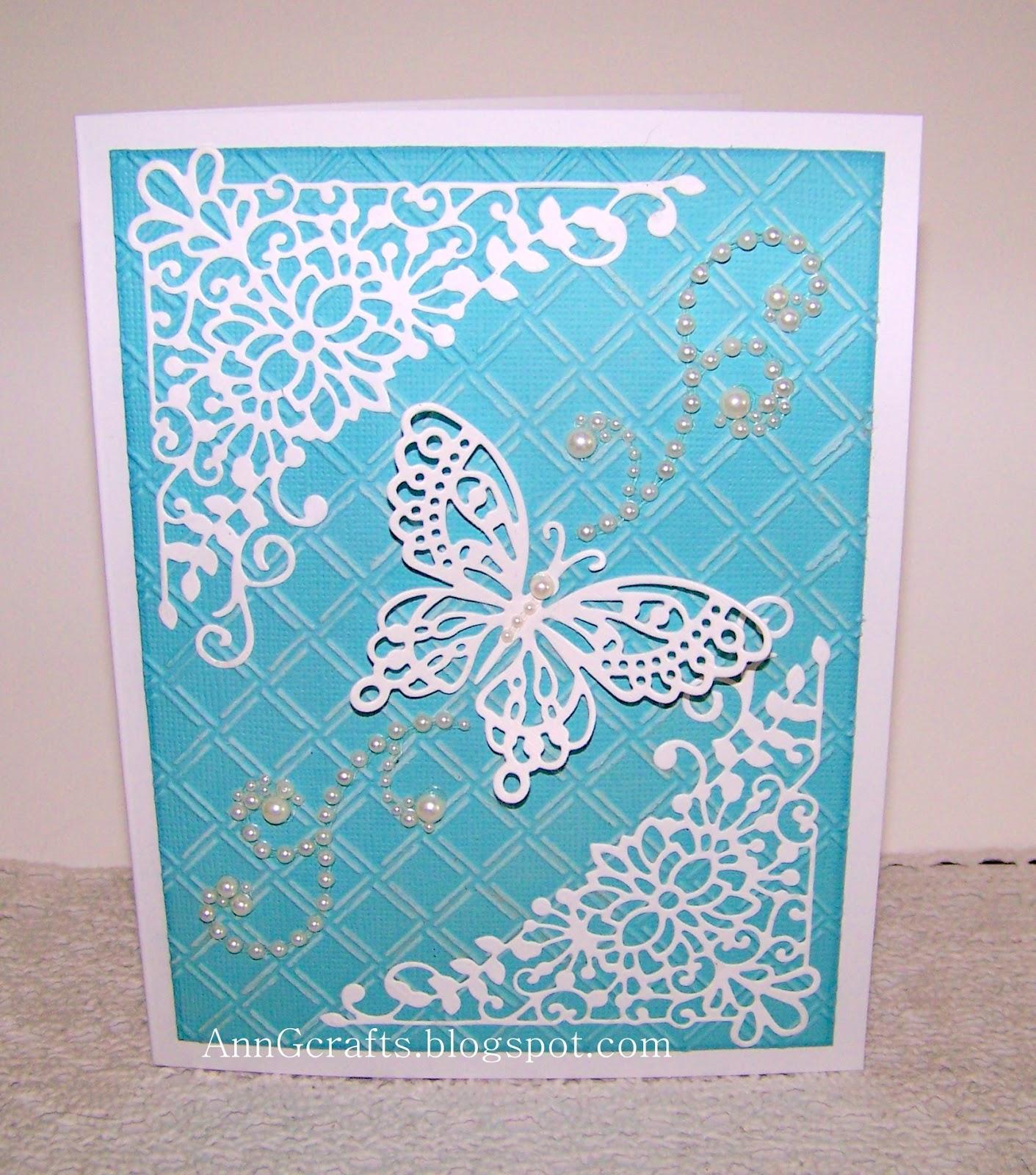 Резные открытки бабочки, открытка