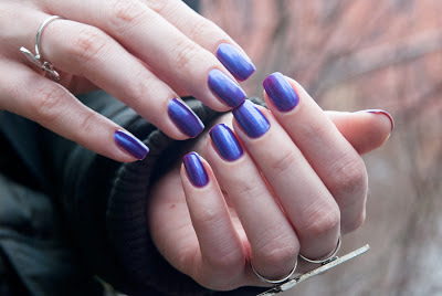 Sally Hansen Xtreme Wear Purple Potion 350