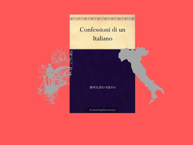 Le confessioni di un italiano romanzo storico di Nievo