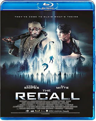 The Recall 2017 Eng 720p BRRip 700Mb ESub