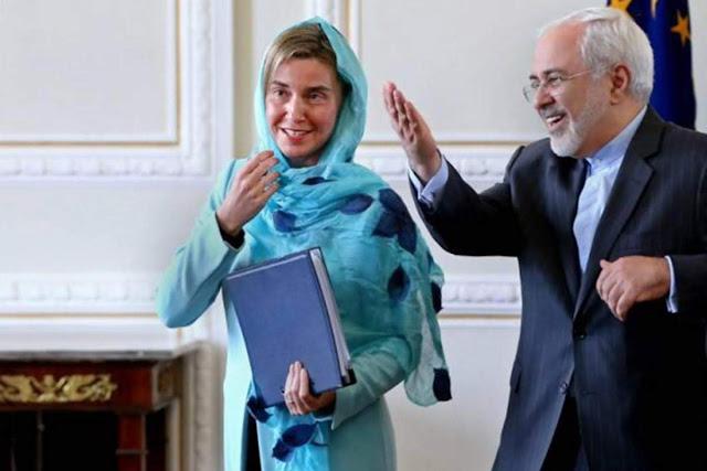 Los bancos centrales de Europa abrirán un canal para Irán