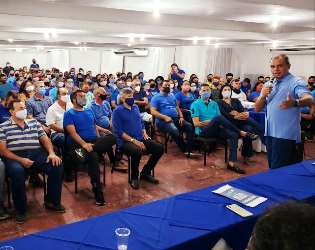 Escritura pública: Aldo Clemente defende programa de regularização fundiária em Natal
