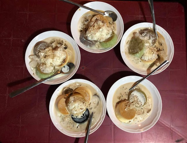 Bánh flan ngon nhất ở Sài Gòn