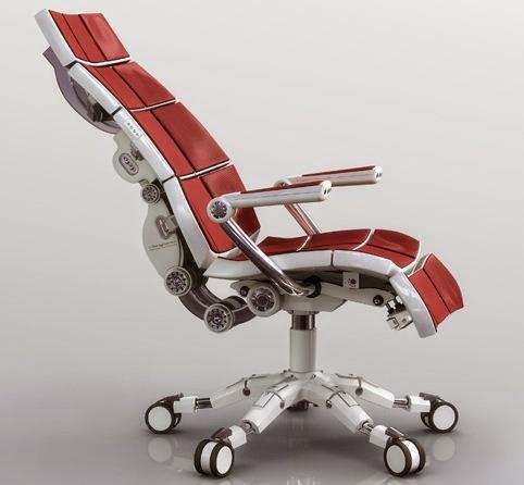 Futuristic Office Chair