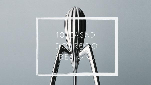 10 zasad dobrego designu