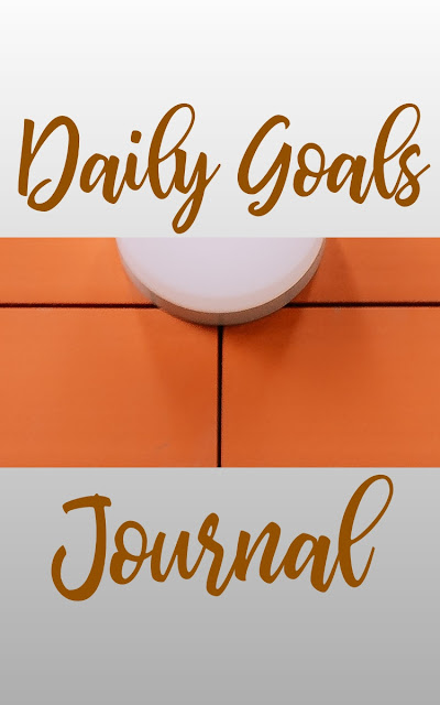 Where You Should Write Your Daily Goals For A More Successful Life | 10 Unique Daily Goals Setting Journals