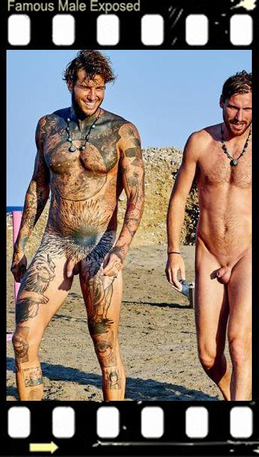 Jan mayen naked