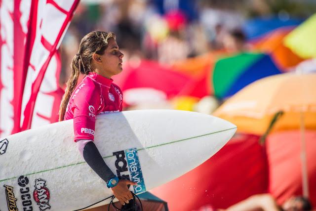 22 Carol Henrique PRT Prozis Pro Junior Espinho Foto WSL Damien Poullenot