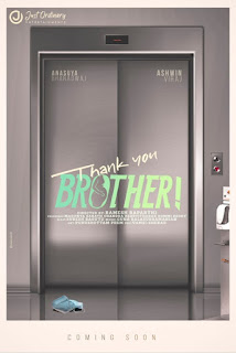 ThankYou Brother  First Look Poster 1