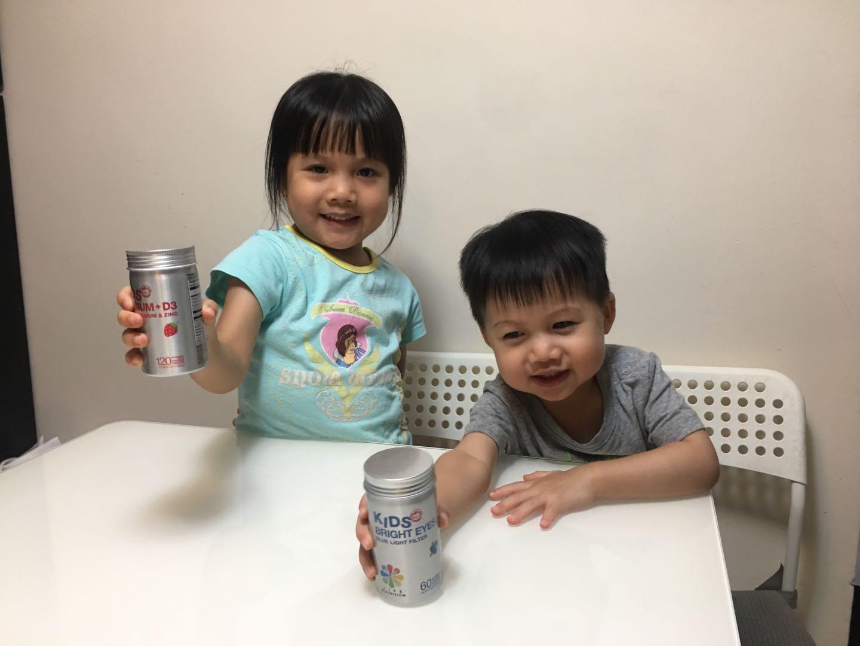 [成長日記] 兒童鈣片及維他命推薦 天然水果味無糖配方 健康又好味! : KAN夫人。生活雜記