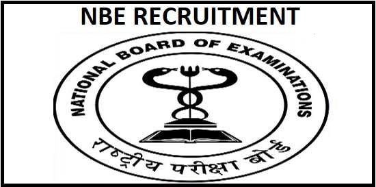 NBE JA, Steno, Accountant Recruitment 2020