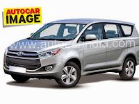 Perubahan All new Toyota Kijang Innova Terbaru
