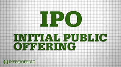 What is considered a small ipo