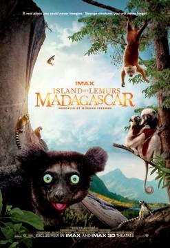 Madagascar: Isla de Lemures en Español Latino