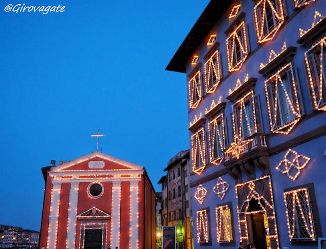 Pisa Luminara