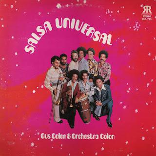 salsa universal orchestra colon