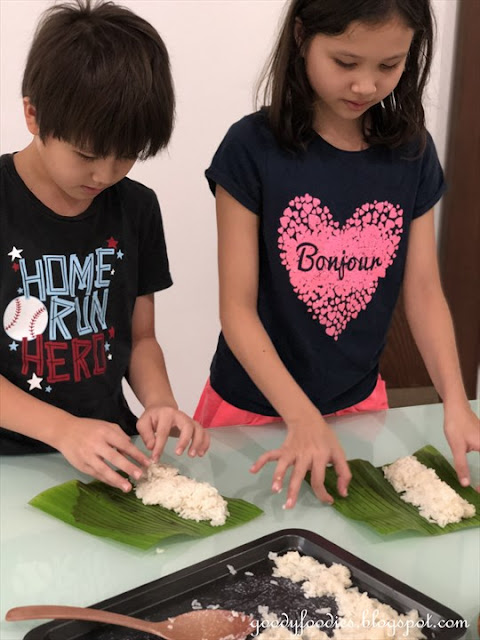 Lemang recipe without bamboo