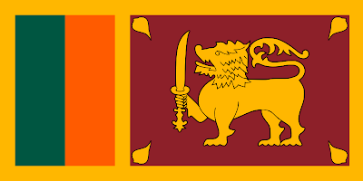 National Flag of Sri_Lanka