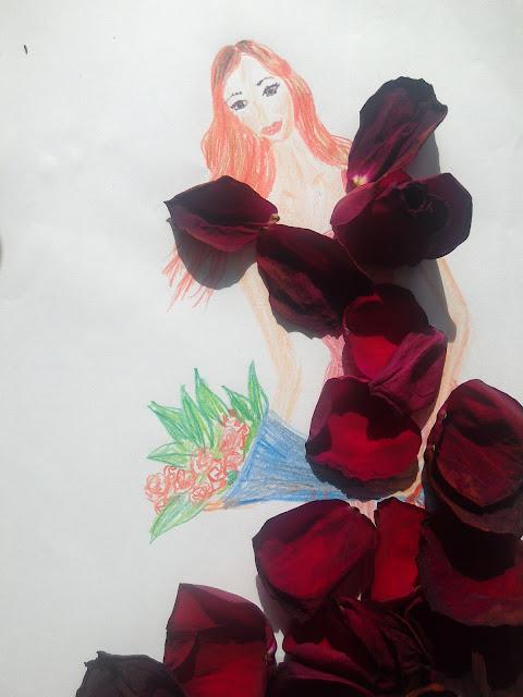 #modnailustracija #sretnanova #drawing #pencildrawing