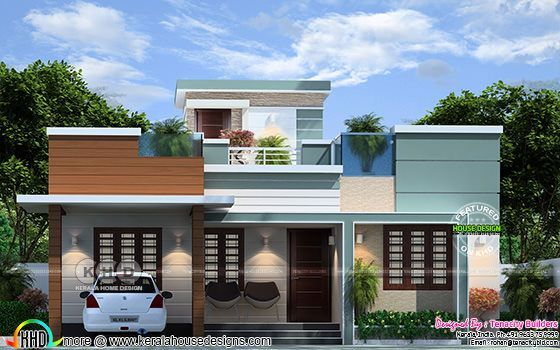 1578 square feet single floor home
