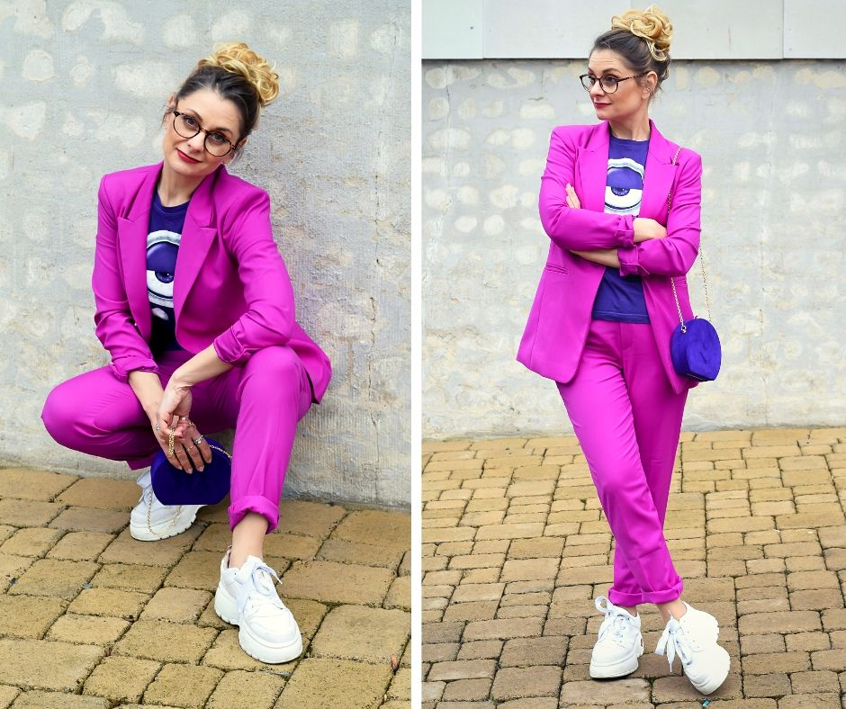 Violett-Pink-Kombination-Outfit