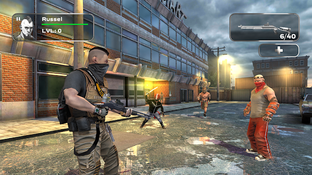 8 Game TPS Offline Terbaik Untuk Android