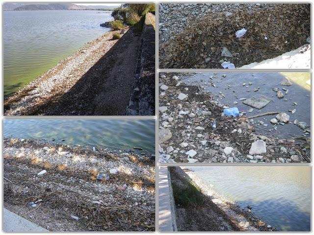 Γιάννενα: Η ανομβρία σχημάτισε αιγιαλό στη λίμνη των Ιωαννίνων! Ευκαιρία να καθαριστεί η άκρη της λίμνης από τα σκουπίδια
