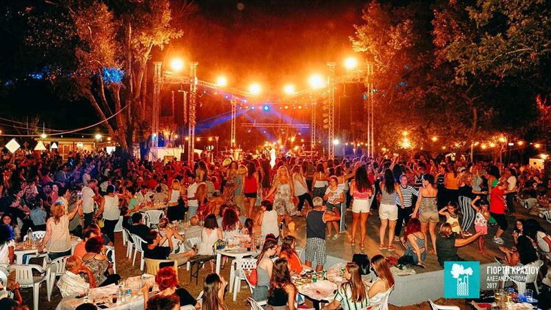 Η Γιορτή Κρασιού Αλεξανδρούπολης μέσα από ένα εντυπωσιακό βίντεο