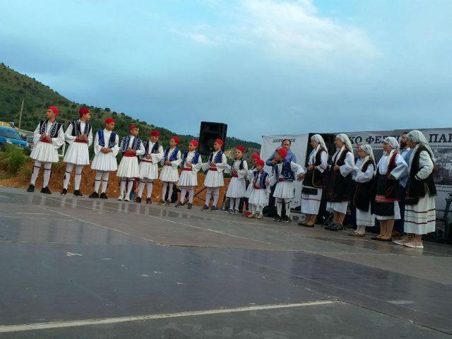 Θεσπρωτία: Εντυπωσιακό το 1ο παιδικό Φεστιβάλ Παραδοσιακών χορών στον οικισμό Εθν. Αντίστασης Ηγ/τσας