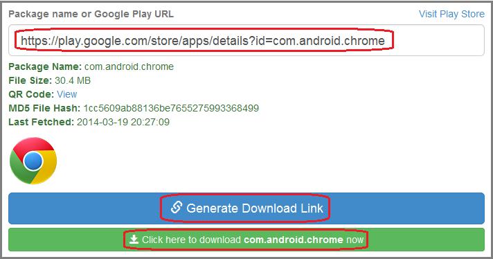 Apk Online Downloader